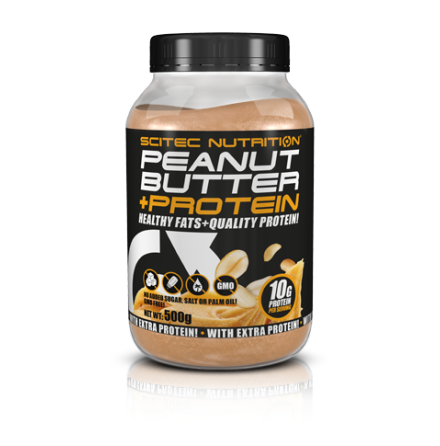 100% Peanut Butter + Protein