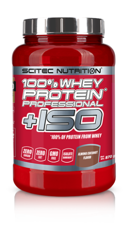 100% Whey Protein Prof. +ISO