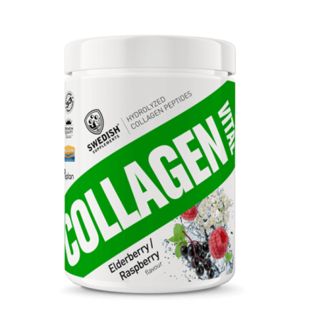 Kollagen Vital - Elderberry/Raspberry 400g