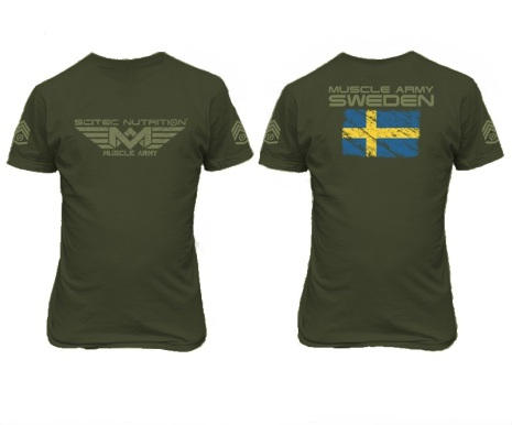 Muscle Army Sweden